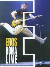 Cover Eros Ramazzotti - Eros Roma Live [DVD]